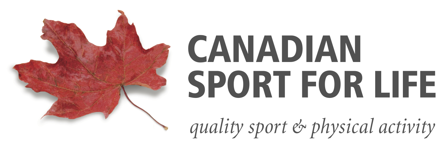 Canadian Sport for Life Logo